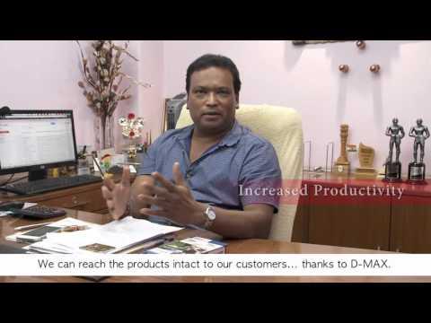 ISUZU D-MAX Customer testimonial - Mohanlal Baishnoi (Andhra Pradesh)
