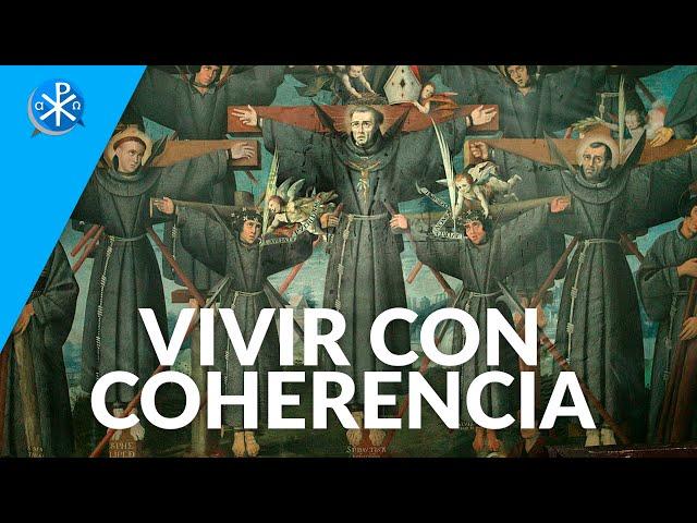 Vivir con Coherencia   Perseverancia - P. Gustavo Lombardo