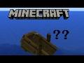 Trik cara membuat perahu tenggelam separuh di Minecraft