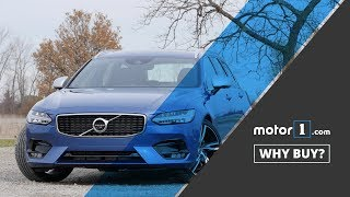 Why Buy? | 2018 Volvo V90 Review