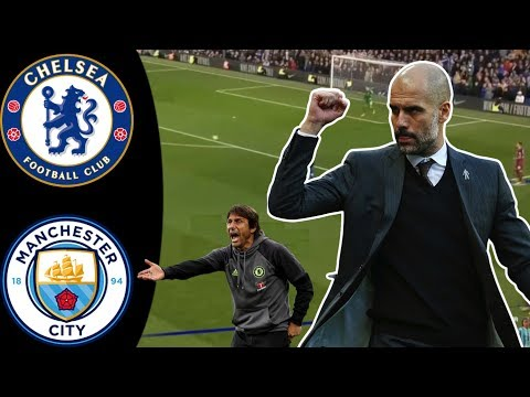 Inside Guardiola's Mind | Chelsea vs Manchester City Tactical Analysis