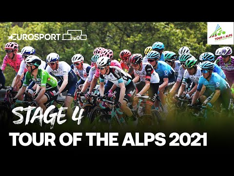 our of the Alps - Stage 4 Highlights | Cycling | Eurosport