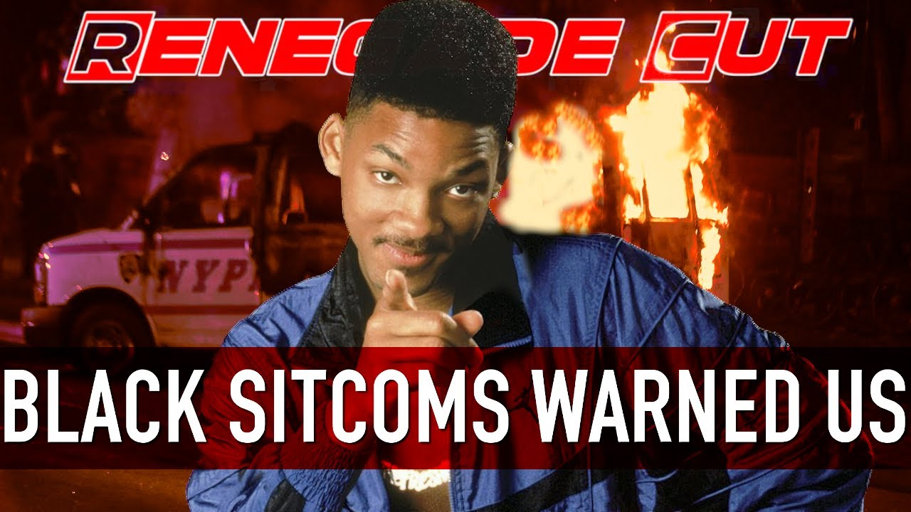 90's Black Sitcoms Warned Us | Renegade Cut