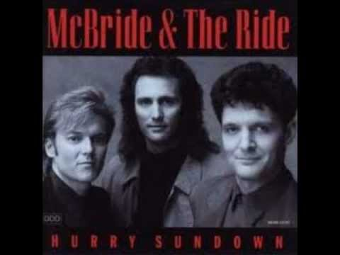 McBride and The Ride - Love On The Loose, Heart On The Run