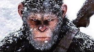 Планета обезьян׃ Война — Русский трейлер 2017
