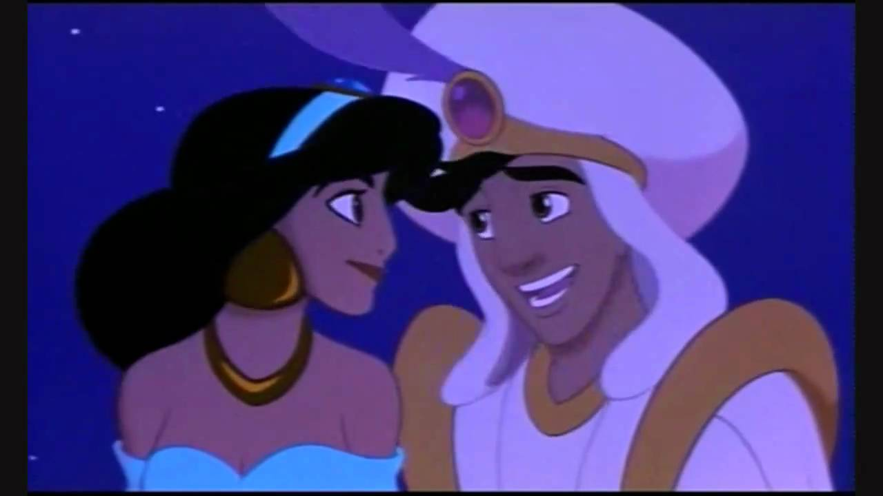 ALADDIN - A Whole New World (Hi-Def) - YouTube