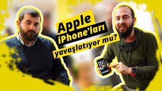Apple, iPhone'ları neden yavaşlatıyor? TEST ETTİK!