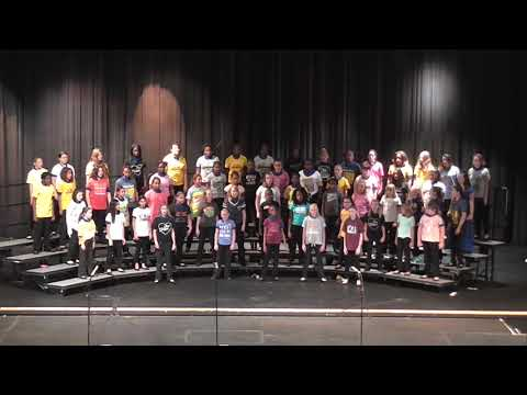 Wolf Lake Middle School 2019 Chorus Spring Concert