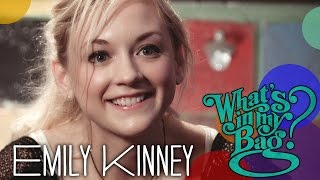 Emily Kinney - Whats In My Bag? YouTube Videos