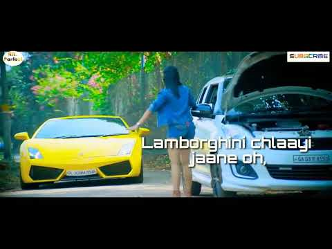Lamborghini Chalaye Jane O MP4