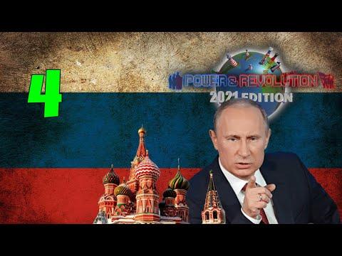 Russia Part 4 Geopolitical Simulator 4 Power & Revolution 2021 Edition