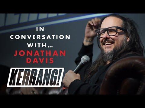 In Conversation With JONATHAN DAVIS of KORN