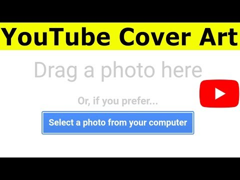 How To Change Youtube Channel Art(Cover Photo) Background Picture On Android & Iphone-2019