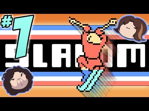 Slalom: Down the Slopes - PART 1 - Game Grumps VS