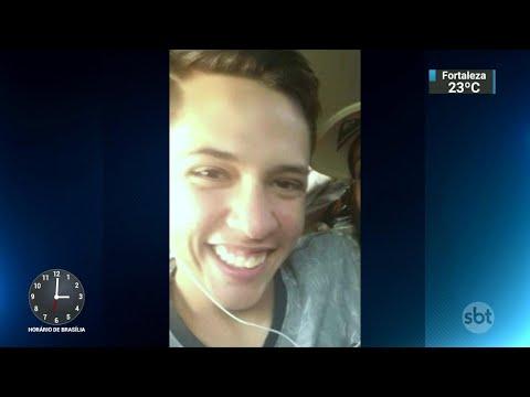 Polícia prende suspeitos de espancar jovem até a morte por engano | SBT Notícias (11/07/18)
