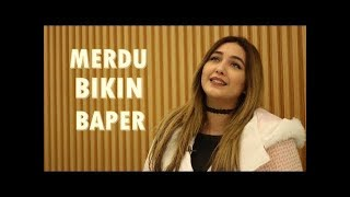 Najwa Farouk - Mawjou Galbi  Cover Lirik Indonesia & Arab