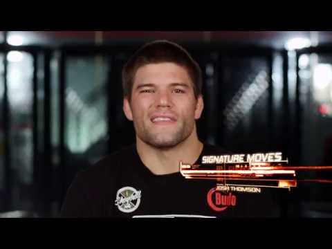 Signature Moves: Josh Thomson
