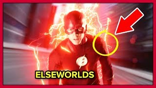 Elseworlds - wszystkie easter eggi z crossoveru!