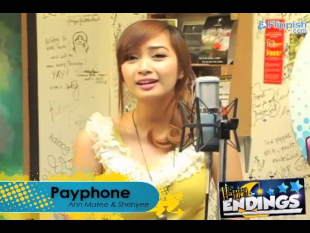 payphone by ann mateo and shehyee