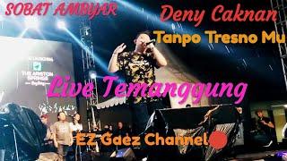 Download DENY CAKNAN - TANPO TRESNO MU LIVE TEMANGGUNG🔴