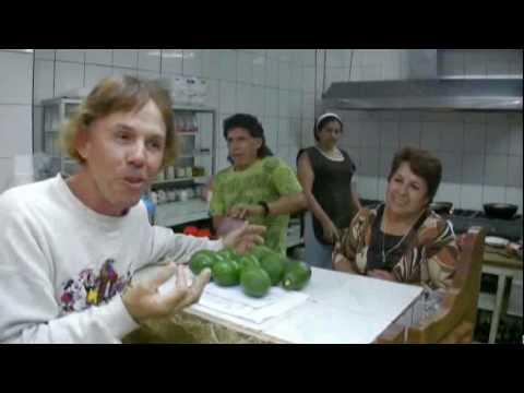 Bartering in Ecuador 2009