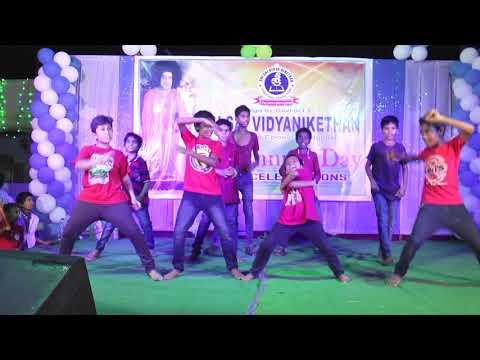 Dhanush Sachin song,Sri Sai Vidyaniketan(3)
