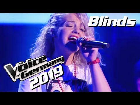 P!nk - Raise Your Glass (Janina Mahnken) | The Voice of Germany 2019 | Blinds