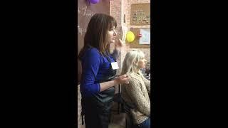 Как правильно осветлять волосы пудрой?