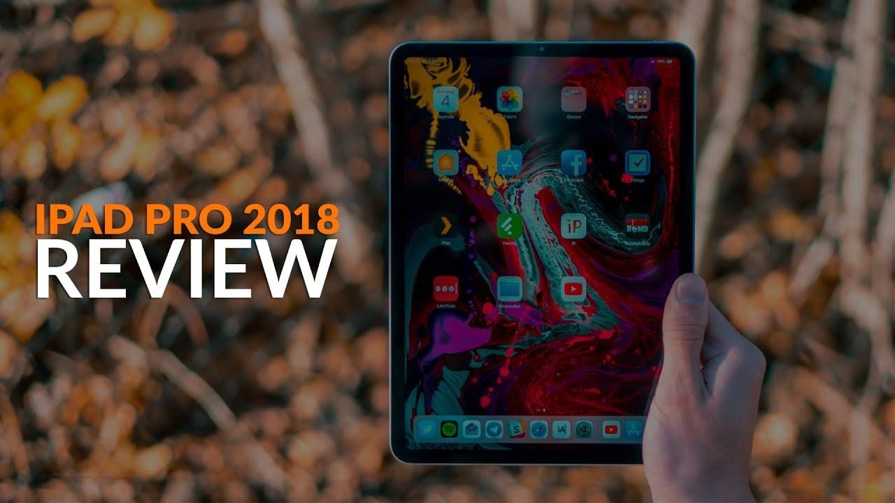 iPad Pro 2018 review: Hardware van de toekomst, software van nu