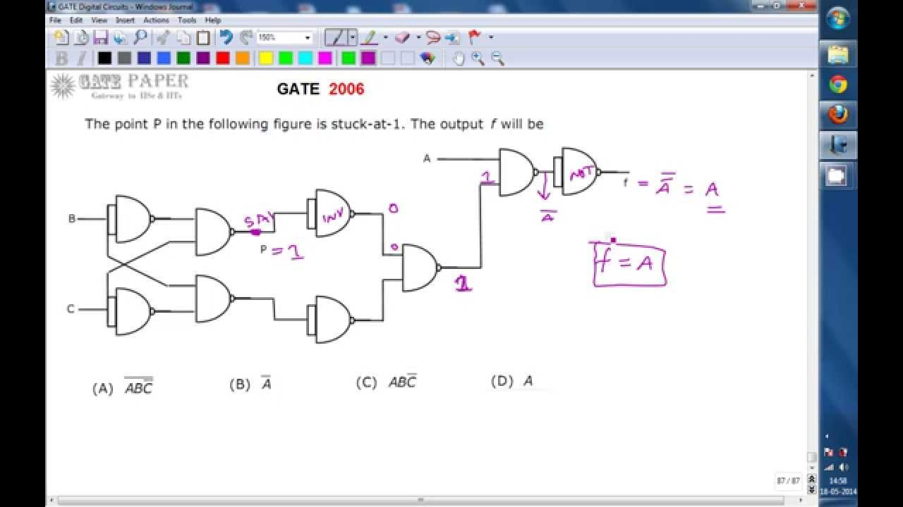 Logic Gate Circuits Examples