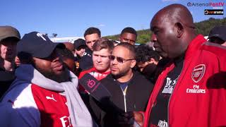 Huddersfield 0-1 Arsenal | It's Sad To See Arsene Wenger Go But It Was Necessary! (Da Mob)