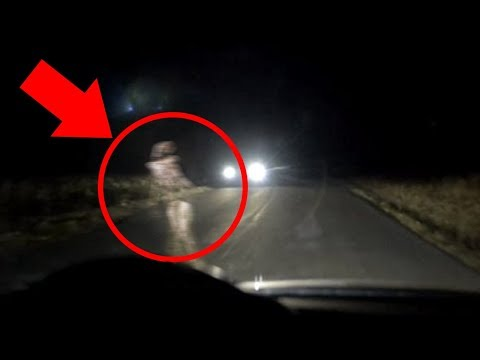 5 Real Ghosts Caught On Camera By CCTV ?
