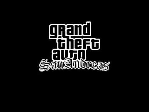 GTA San Andreas  (Instrumental)