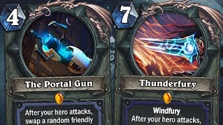 Top Custom Legendary Video Game Weapons - Hearthstone
