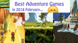 Best adventure games in 2018, February for your Android smartphone