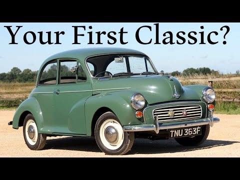 The Morris Minor Is The Perfect First Classic Car! (1967 Minor 1000 driven)