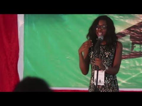 Spoken Word | Tumilara Kayode | TEDxFUNAAB