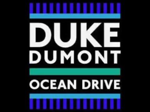 Duke Dumont - Ocean drive [HQ] + traduzione testo in descrizione