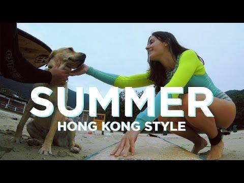SUMMER IN HONG KONG