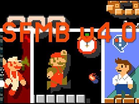 Super Mario Bros  FanGame Development ShowCase 180106 (reposting)