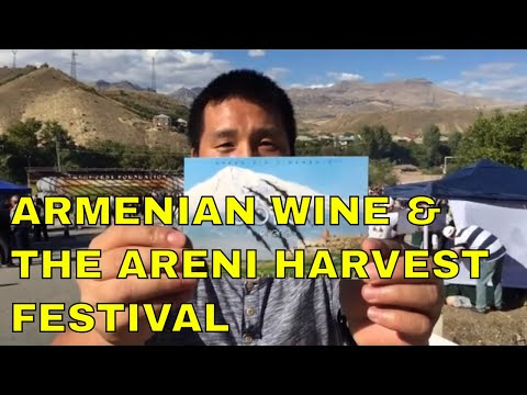 Armenian Wine at the Areni Harvest Festival: Ep 157