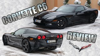 Prezentare Corvette C6 - Supercar sau Muscle Car? 4K