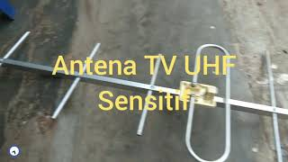 Antena TV UHF high sensitif