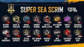 ???? VPT SUPER SEA SCRIM - Day 1 | MiTH, Refund, Divine, Armory Gaming ... Caster: CuongOT ft. HuyLova