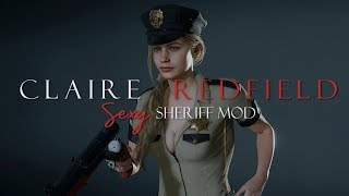 Resident Evil 2 Remake - 12 Mr.X Fighting Over Sexy Cop Claire
