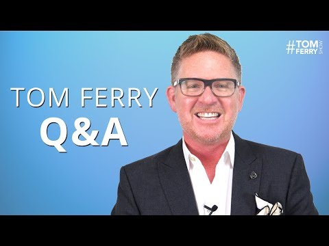 Get More Listings with No Budget | Q&A with Tom Ferry