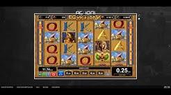 Online Casino - Egypt Sky - Netter Gewinn mit 40 Cent Einsatz
