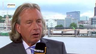 G20: Prof. Thomas Jäger zu den gewalttätigen Ausschreitungen am 08.07.17