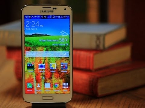 Samsung's Galaxy S5 rises to the top