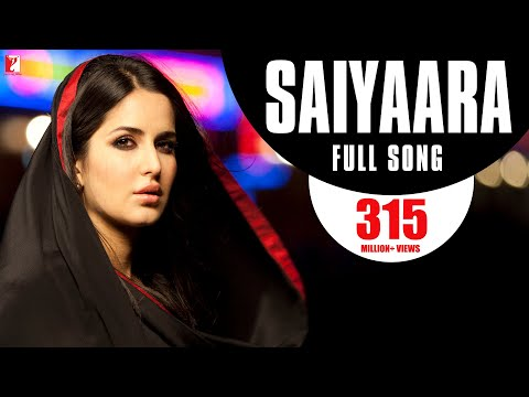 Saiyaara - Full Song | Ek Tha Tiger | Salman Khan | Katrina